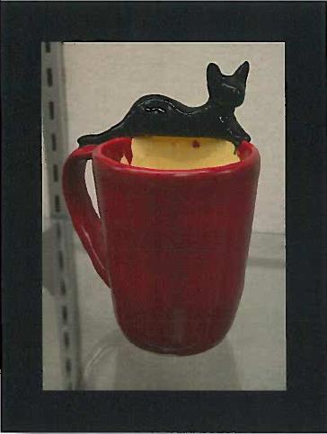 Cat Mug - Media Ceramic